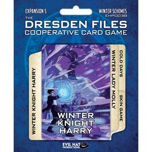 Dresden Files Expansion 5: Winter Schemes