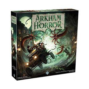 Horreur A Akrham: 3E Edition (FR)