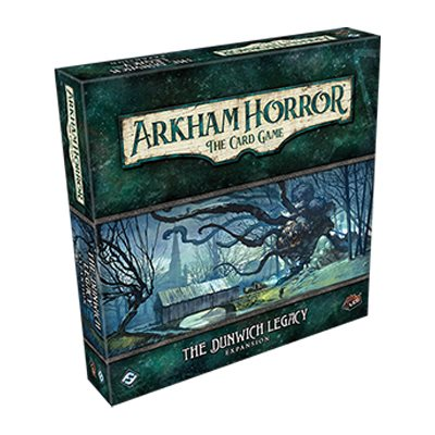 Arkham Horror LCG: The Dunwich Legacy Deluxe