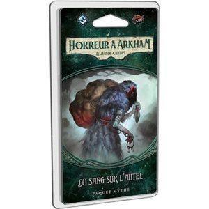 Horreur A Arkham JCE: Du Sang Sur L'Autel (FR)