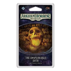 Arkham Horror LCG: The Unspeakable Oath (With Cards)
