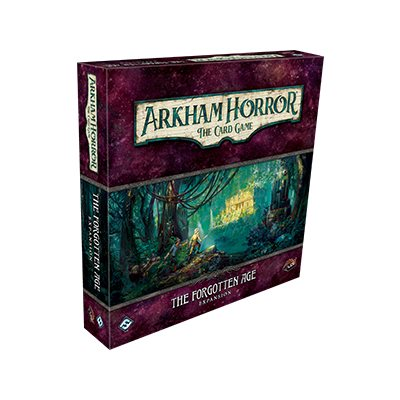 Arkham Horror LCG: The Forgotten Age Deluxe