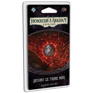 Horreur A Arkham JCE: Ext. Devant Le Trone Noir (FR)