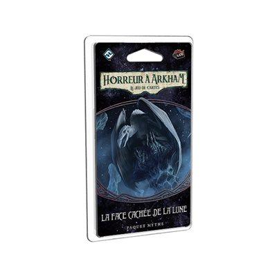 Horreur A Arkham JCE : La Face Cachee De La Lune
