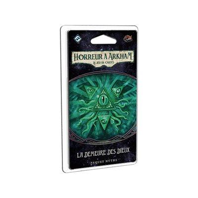 Horreur A Arkham JCE : La Demeure Des Dieux