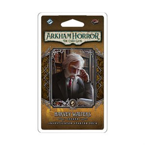 Arkham Horror LCG: Harvey Walters Investigator Deck ^ AUG 28 2020