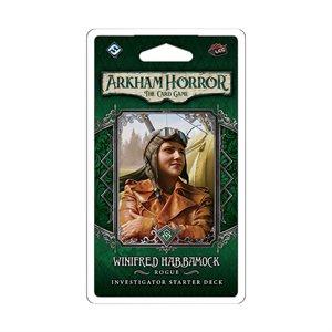 Arkham Horror LCG: Winifred Habbamock Investigator Deck ^ AUG 28 2020