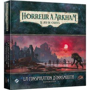 Horreur A Arkham JCE: The Innsmouth Conspiracy Deluxe (FR)