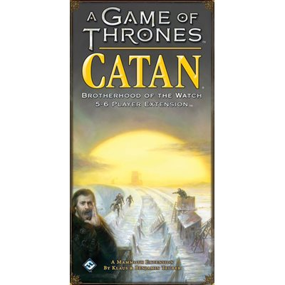 A Game of Thrones Catan : 5-6 Player Extension