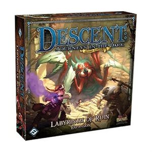 Descent 2nd Ed: The Labyrinth of Ruin