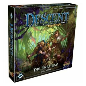 Descent 2nd Ed: The Trollfens
