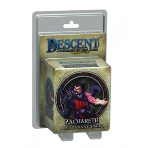 Descent 2nd Ed: Zachareth Lieutenant