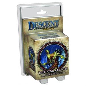 Descent 2nd Ed: Tristayne Olliven Lieut
