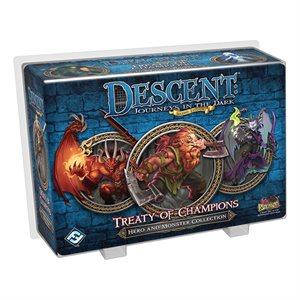 Descent: Treaty of Champions