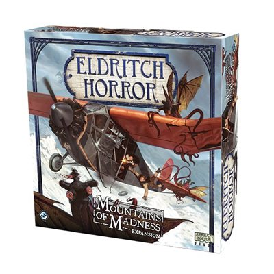 Eldritch Horror: The Mountains of Madness