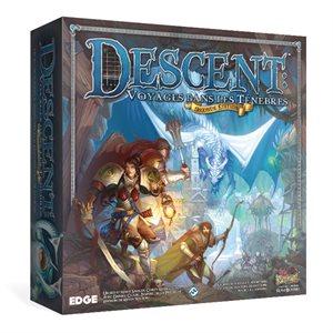 Descent 2E: Voyages dans les Ténèbres (FR) (Base)