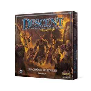 Descent 2E: Les Chaines De Rouille (FR)
