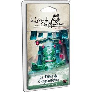 Legende des Cinq Anneaux JCE: Le Trone du Chrysantheme (FR)