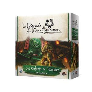 Legende des Cinq Anneaux JCE: Les Enfants De L'Empire (FR)