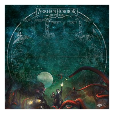 Countless Terrors 1-4 Player Playmat