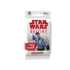 Star Wars Destiny: Legacies Booster Box (FR)