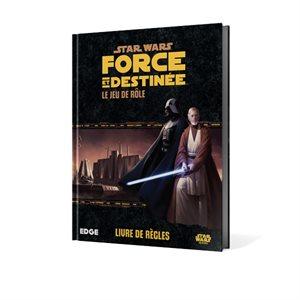 Star Wars: Force Et Destinees: Le Jeu De Role (BOOK)