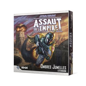 Star Wars Assaut Empire: Ombres Jumelles (FR)
