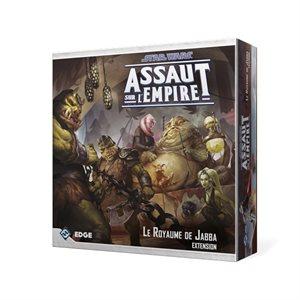 Star Wars Assaut Empire: Le Royaume De Jabba (FR)