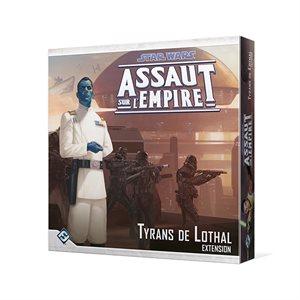 Star Wars Assaut Empire: Tyrans De Lothal (FR)