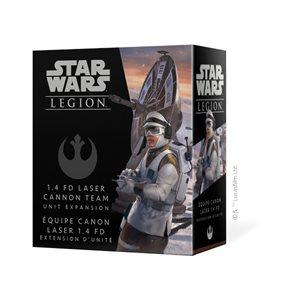 Star Wars Legion: Equipe Canon Laser 1.4 Fd (FR)