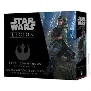 Star Wars Legion: Commandos Rebelles (FR)