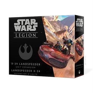 Star Wars Legion: Landspeeder X-34 (FR)