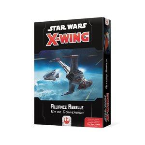 Star Wars X-Wing 2.0: Kit De Conversion Alliance (FR)