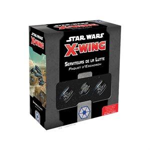 Star Wars X-Wing 2.0: Serviteurs De La Lutte (FR)