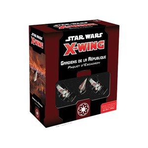 Star Wars X-Wing 2.0: Gardiens De La Republique (FR)