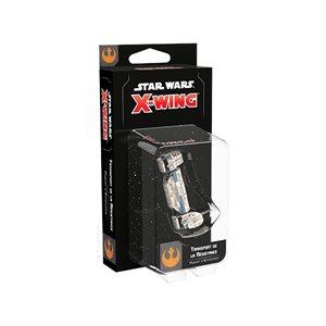 Star Wars X-Wing 2.0: Transport De La Resistance (FR)