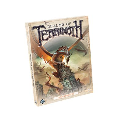 Genesys: Realms of Terrinoth