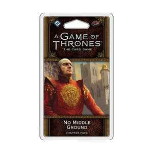 Game of Thrones: LCG 2nd Ed: No Middle Ground