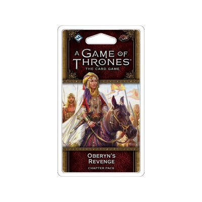 Game of Thrones: LCG 2nd Ed: Oberyn'S Revenge