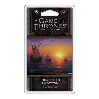 Game of Thrones: LCG 2nd Ed: Journey To Oldtown
