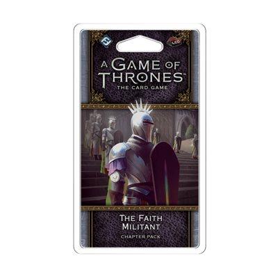 Game of Thrones: LCG 2nd Ed: The Faith Militant