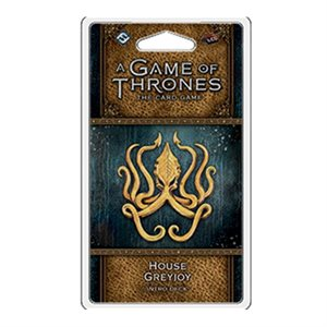 Game of Thrones: LCG 2nd Ed: House Greyjoy Intro Deck