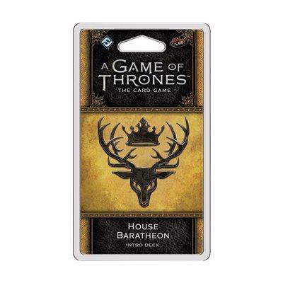 Game of Thrones: LCG 2nd Ed: House Baratheon Intro Deck