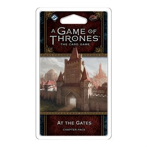 Game of Thrones: LCG 2nd Ed: At The Gates Chapter Pack
