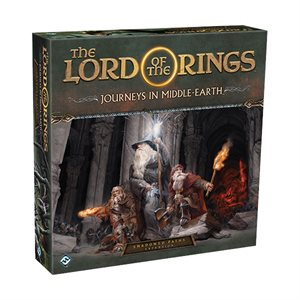 The Lord of the Rings: Journeys in Middle-Earth: Shadowed Paths