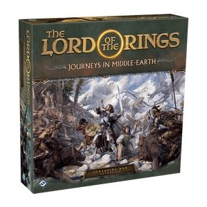 The Lord of The Rings: Journeys In Middle-Earth: Spreading War Expansion ^ OCT 8 2021