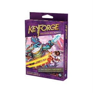Keyforge: Collision Des Mondes: Pack Deluxe (FR)