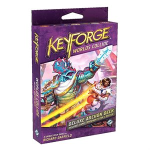 Keyforge: Worlds Collide: Deluxe Deck
