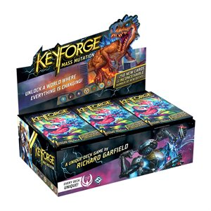 Keyforge: Mass Mutation: Archon Deck Display