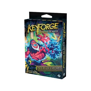 Keyforge: Mutation De Masse: Pack Deluxe D'Archonte (FR)